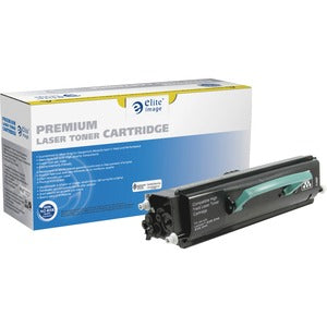 Elite Image 75112 Remanufactured Lexmark Toner Cartridge