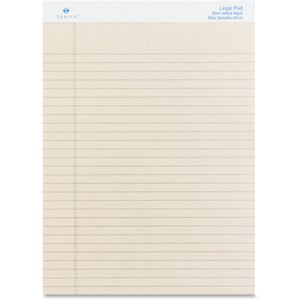 Sparco Colored Legal Ruled Pads (Pack of 12)