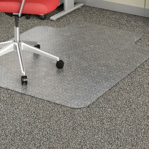 Lorell Economy Low Pile Standard Lip Chairmat