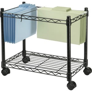 Fellowes High-Capacity Rolling File Cart