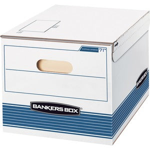 Fellowes Bankers Box Letter/Legal Storage Boxes (Pack of 12)