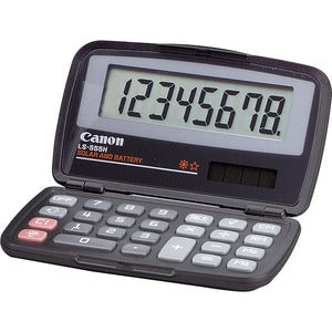 Canon LS555H Wallet Calculator