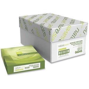 Nature Saver 30% Recycled Paper (Carton of 10 Packs - Each 500 Sheets)