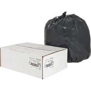 Nature Saver Recycled Heavy-Duty Trash Liners (Box of 500)