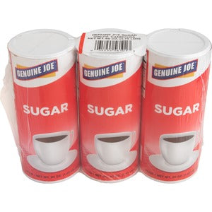Genuine Joe 20 oz. Sugar Canister (Pack of PK )