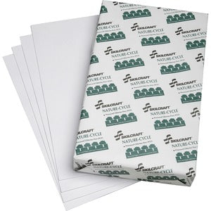 100% Recycled Chlorine-Free Prem. Copy Paper - Nature-Cycle 8.5x14 (5000 Sheets)