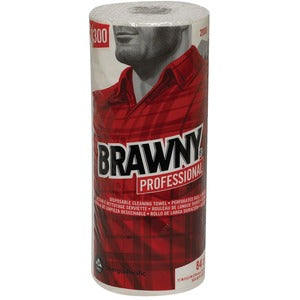 Georgia-Pacific Brawny Perforated Wipers (Carton of 2 Rolls)