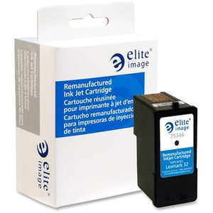 Elite Image 75346/47 Remuf. Lexmark Ink Cartridges