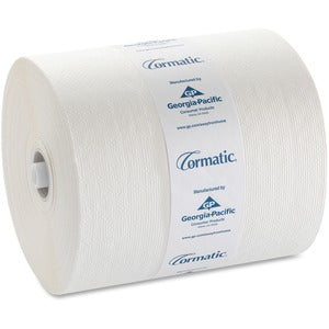 Georgia-Pacific Cormatic Hardwound Roll Towels (Carton of 6 Rolls)