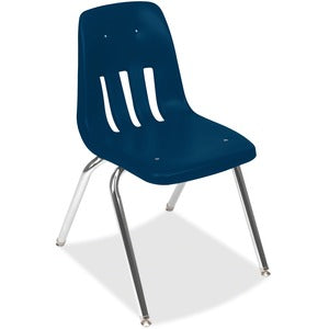 Virco 9000 Series Classroom Stacking Chairs (Pack of 4)