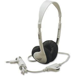 Califone Multimedia Stereo Headphone Wired Beige