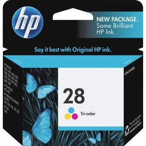 HP 28 Original Ink Cartridge