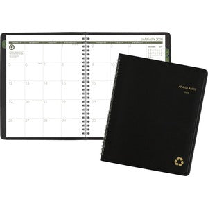 At-A-Glance Recycled Monthly Appointment Planner