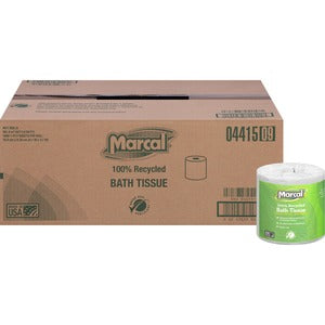 Marcal Septic-safe 1 Ply Bath Tissue (40 Rolls of 1000 Sheets)