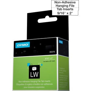 Dymo Hanging File Tab Inserts (Roll of 26)