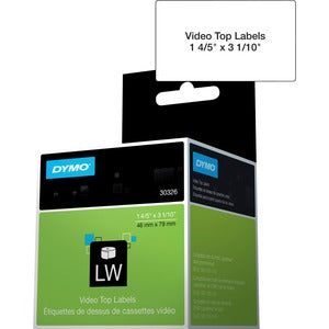 Dymo LabelWriter Video Spine Labels (Roll of 15)