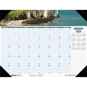 Doolittle Earthscapes Coastlines Desk Pads