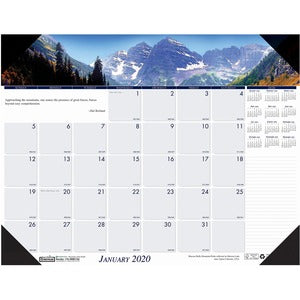 Doolittle Earthscapes Mountains Desk Pads