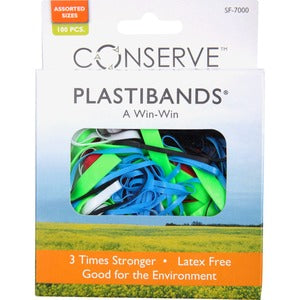 Conserve Plastibands (Box of  )