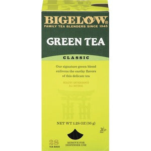 Bigelow Classic Green Tea (Box of 28)