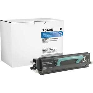 Elite Image 75408 Remanufactured Lexmark Toner Cartridge