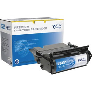 Elite Image 75431 Rem Lexmark MICR Toner Cartridge