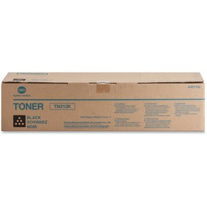 Konica Minolta TN-213K Original Toner Cartridge