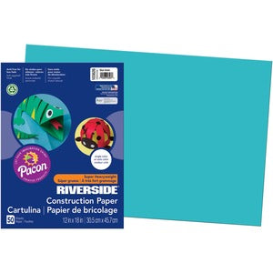 Pacon Acid Free All-Purpose Construction Paper (Pack of 50)
