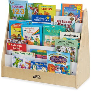 ECR4KIDS 2-sided Pick A Book Stand