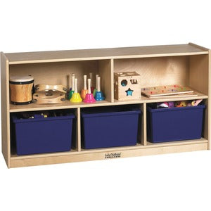 ECR4KIDS Birch Storage Cabinet