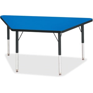 Berries Elementary Height Classic Trapezoid Table