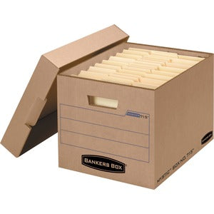 Fellowes Bankers Box Mystic Storage Box (Pack of 25)