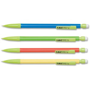 Bic Ecolutions Recycled Pencil - Fine Point - 0.7mm (Pack of 12)