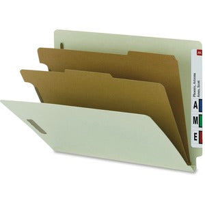 Nature Saver 2 Std. Divider Classificatn Folders (Box of 10)