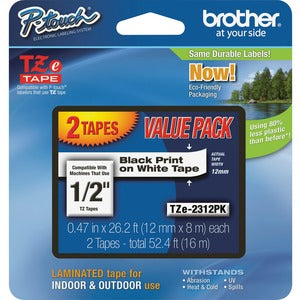 Brother, label, tape, label marker, labeling