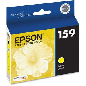 Epson UltraChrome 159 Original Ink Cartridge - Inkjet - Yellow - 1 Each