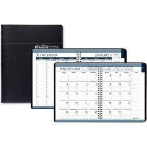 Doolittle Tabbed Wirebound Weekly/Monthly Planner