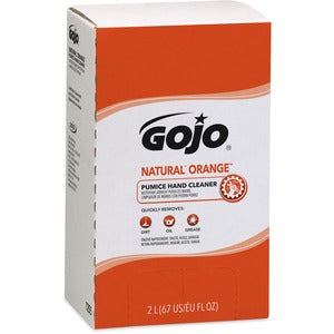 Gojo Natural Orange Pumice Hand Cleaner Refill (Carton of 4)