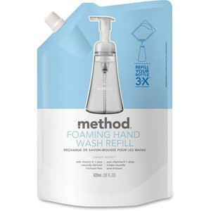 Method Sweet Water Foam Handwash Refill