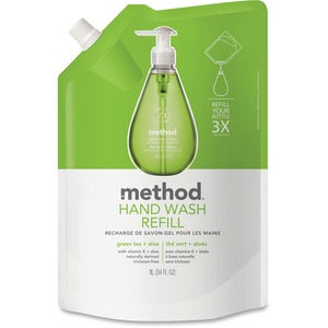 Method Green Tea/Aloe Handwash Refill