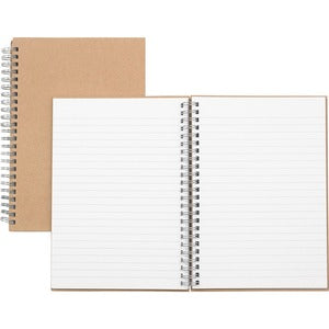 Nature Saver Hardcover Twin Wire Notebooks