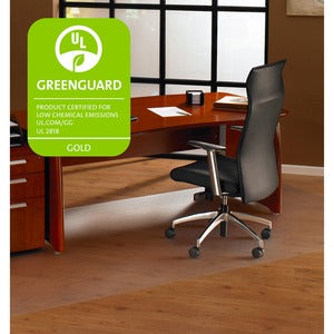 Cleartex Hard Floor XXL Rectangular Chairmat