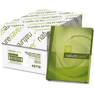 50% Recycled Copy Paper - Nature Saver (5000 sheets)