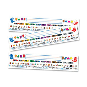 Carson-Dellosa Quick Stick Nameplate (Pack of 3)