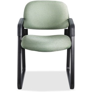 Safco Cava Urth Sled Base Guest Chairs