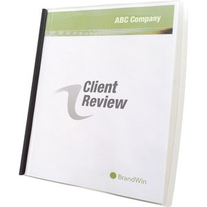 GBC Slide 'n Bind Report Cover (Pack of 1)