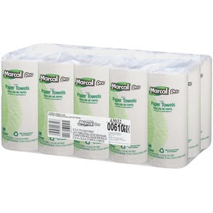 Marcal 2 Ply Kitchen Paper Towels (15 rolls of 70 Sheets)