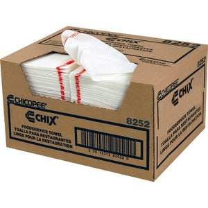Chix Towels with Microban (Carton of 15)