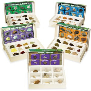 Educational Insights Complete Rock/Fossils Collection (Set of 1)