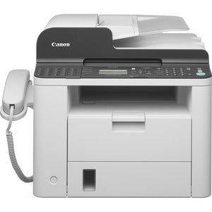Canon FAXPHONE L190 Laser Multifunction Printer - Monochrome - Plain Paper Print - Desktop